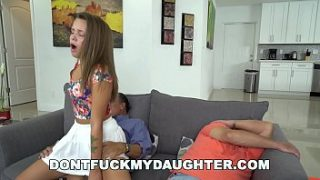 NU FUCK MY DAUGHTER – Liza Rowe Fucked By Glen While Daddy s.